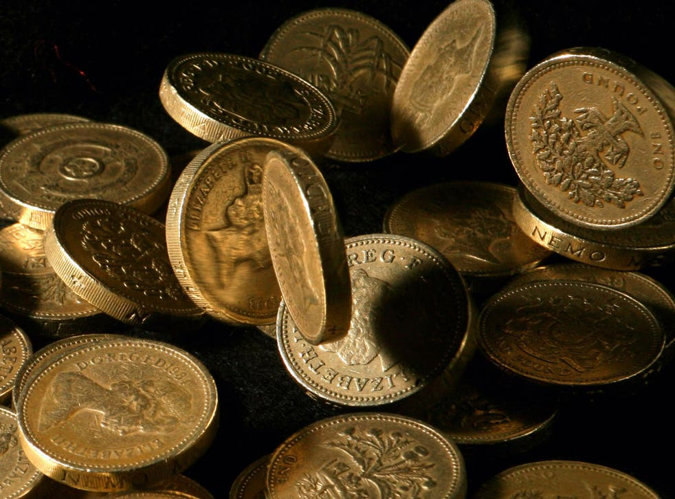 The current UK pound coin was first minted in Llantrisant in 1983