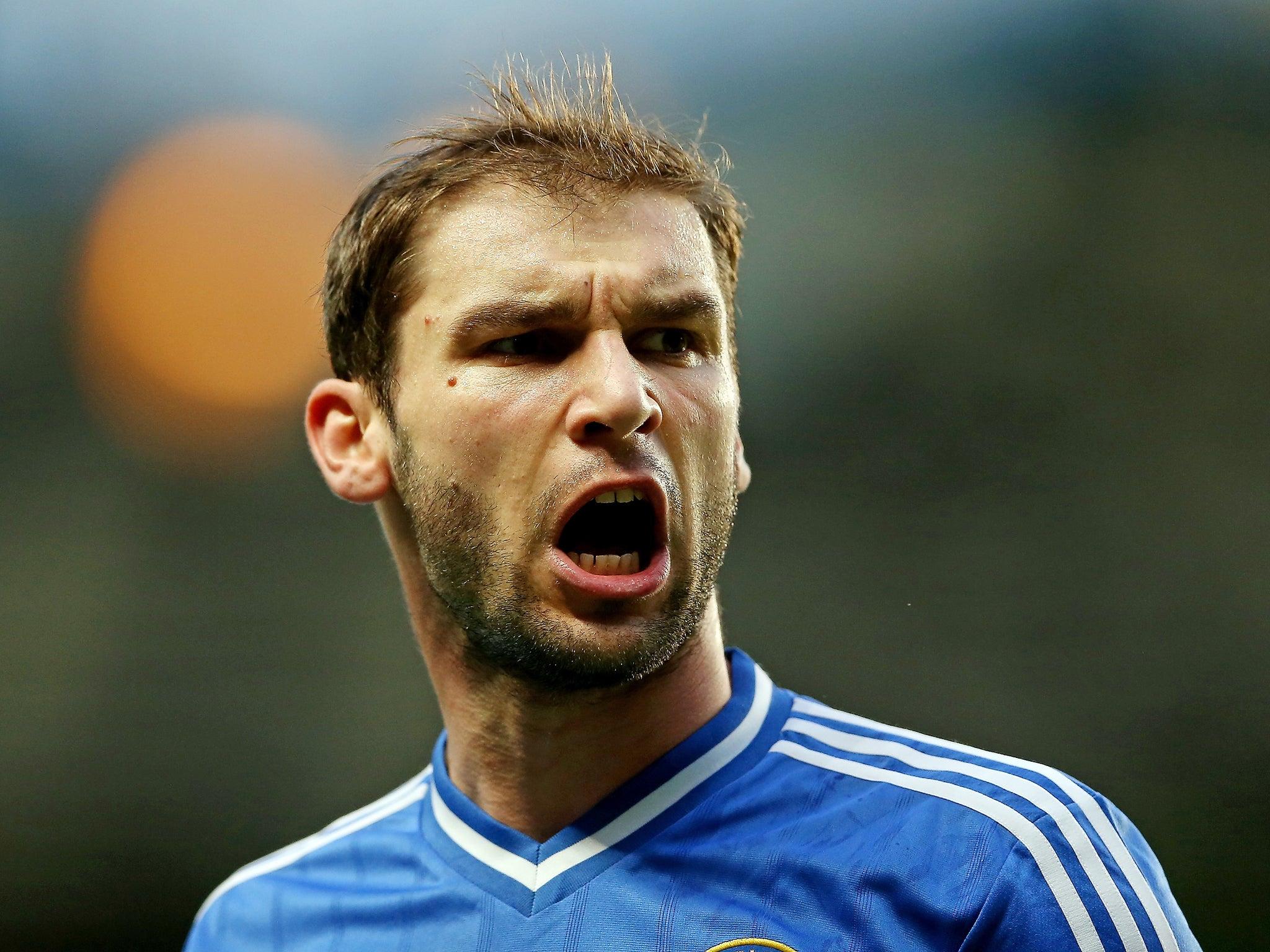 Chelsea v Liverpool Branislav Ivanovic feels clash with Reds