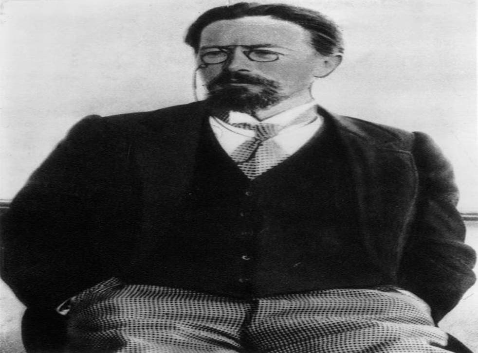 Anton Chekhov, playwright and doctor