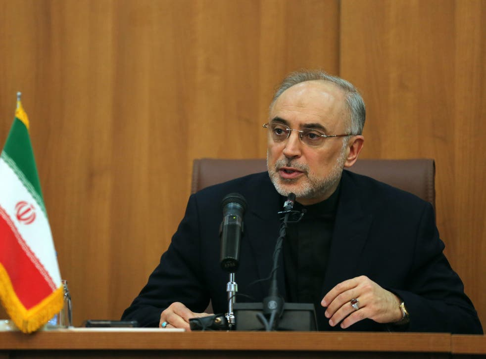 Head of Iran's Atomic Energy Organisation Ali Akbar Salehi has announced the building a new generation of centrifuges for uranium enrichment as experts from Iran and six world powers prepare to resume talks on how to roll out last month's landmark deal in