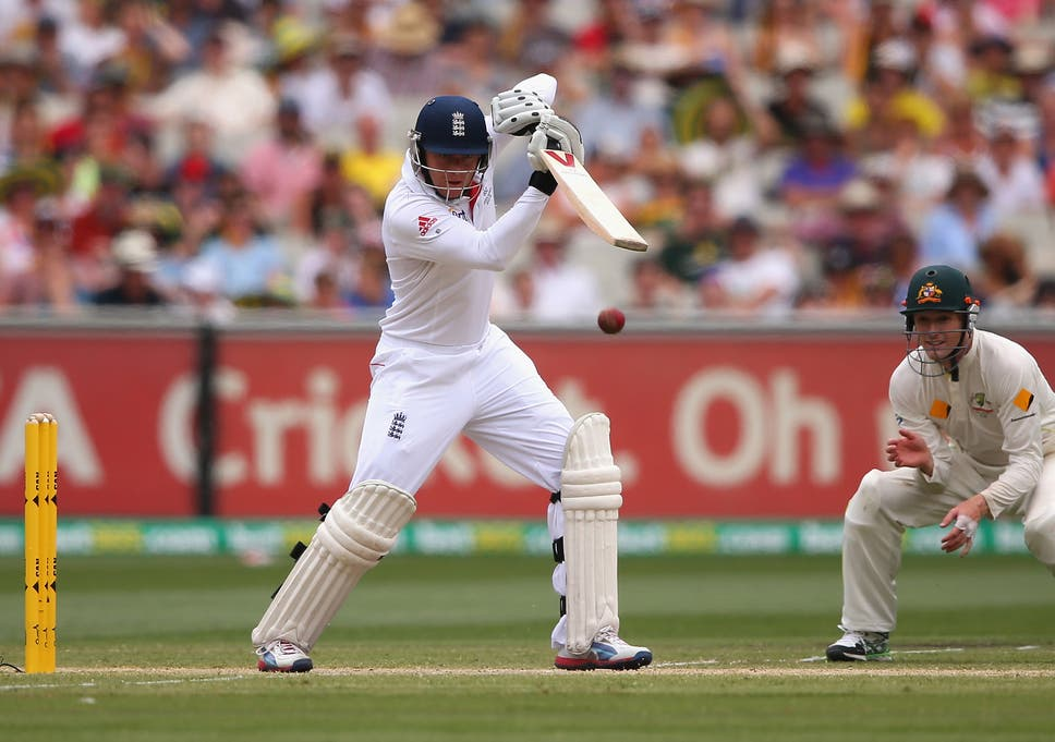 0074babf7 Ashes 2013-14: Jonny Bairstow lost for words in explaining England's dire  batting performance that could cost them Test win