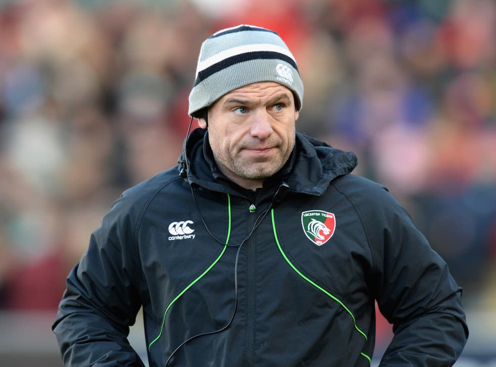 Leicester Tigers director of rugby Richard Cockerill has accused Sale Sharks of cheating