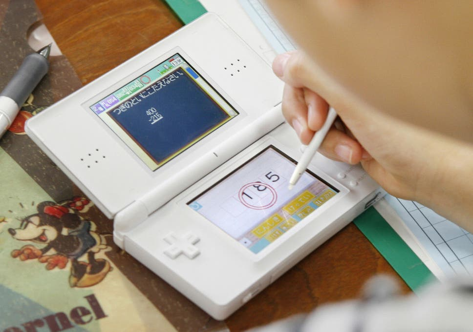 Eight-year-old boy gets Nintendo DS filled with porn for