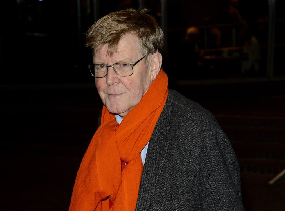 Alan Bennett has accused Nina Stibbe's book of 'misremembering' him