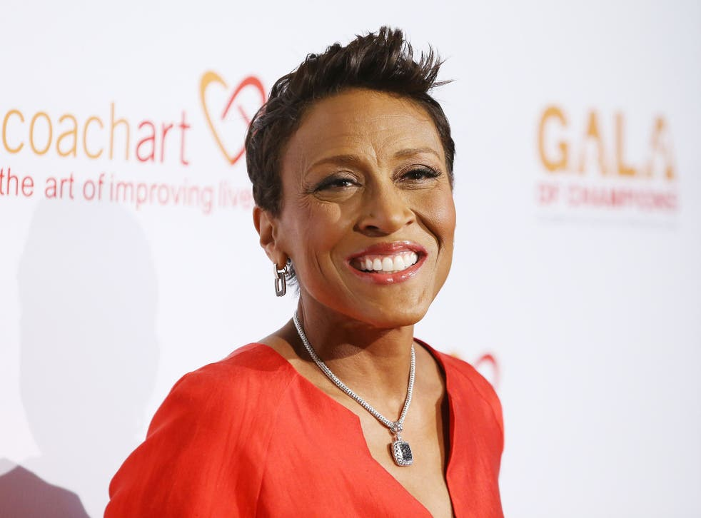 """Robin Roberts, a news anchor on American TV show Good Morning America, came out as gay in a touching open letter thanking her """"long-time girlfriend""""."""