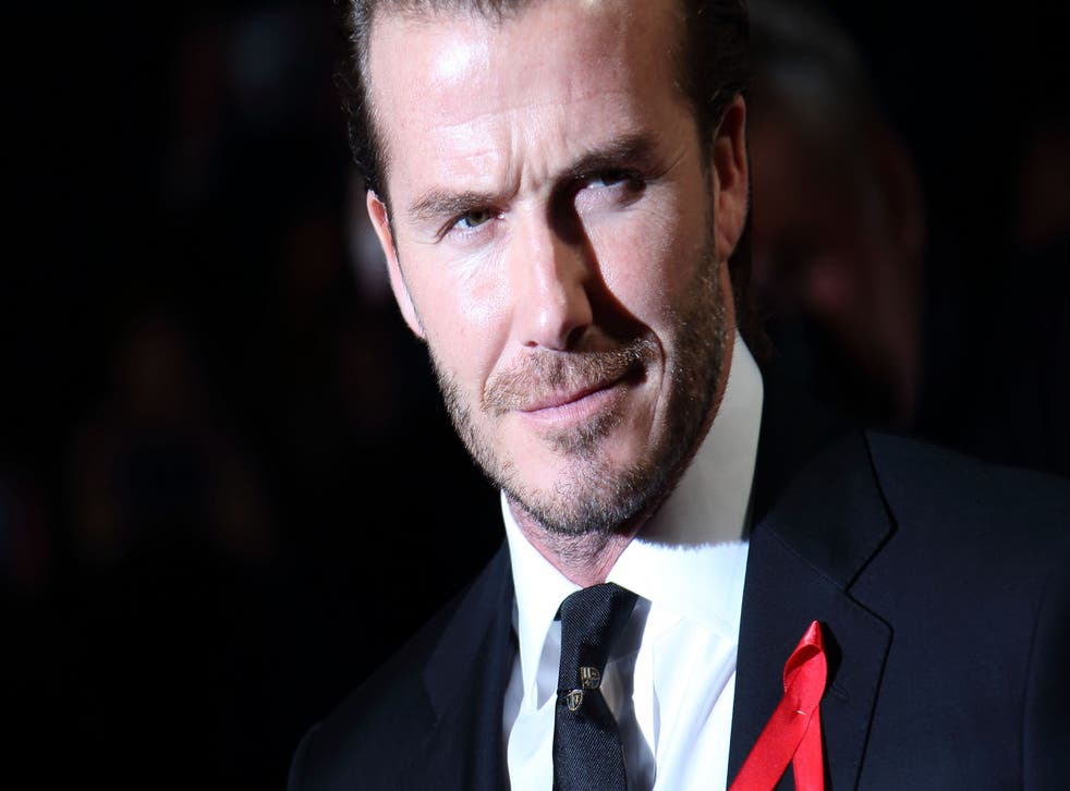 Beckham's dreams of becoming a 'Sir David' – and the resultant headlines about 'Britain's other royal family' – were all but dashed when the New Year Honours List was finally revealed