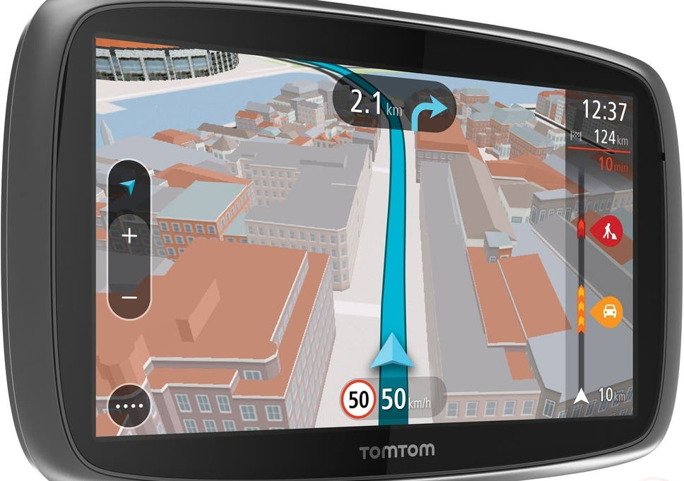 TomTom Go 6000 satnav review: Your smartphone might have GPS