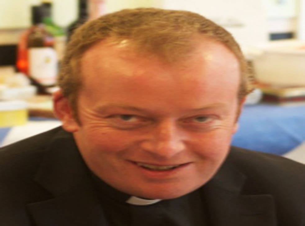 Father Joseph Williams, who went missing on 27 December, was found dead on Monday in a supermarket car park