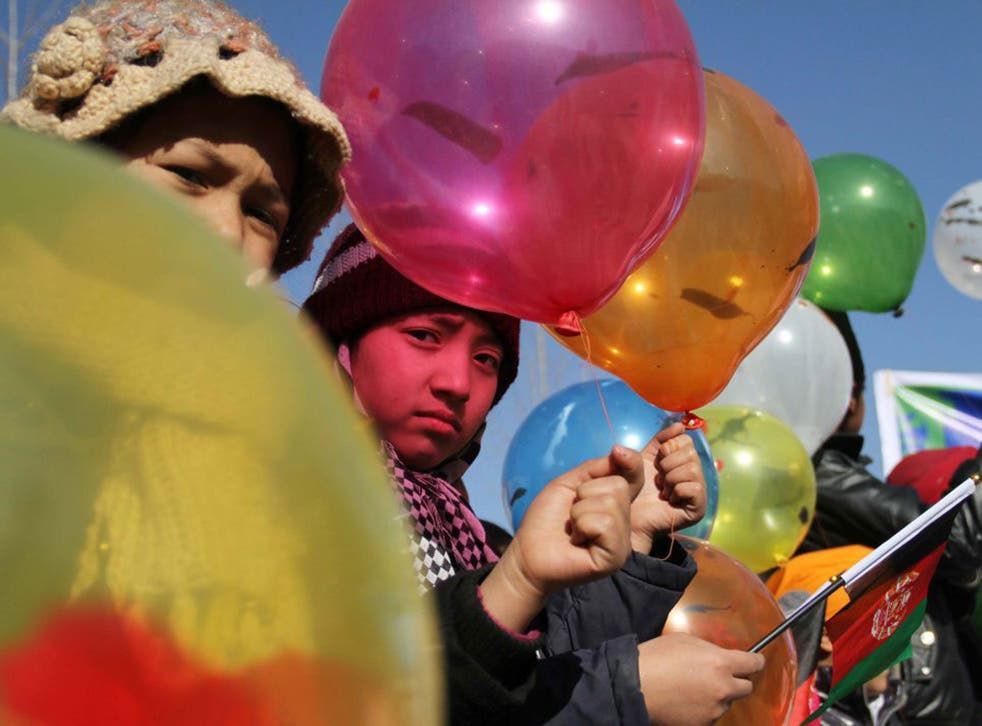 January 1st is celebrated as a de facto birthday for thousands of Afghans who don't know when they were born