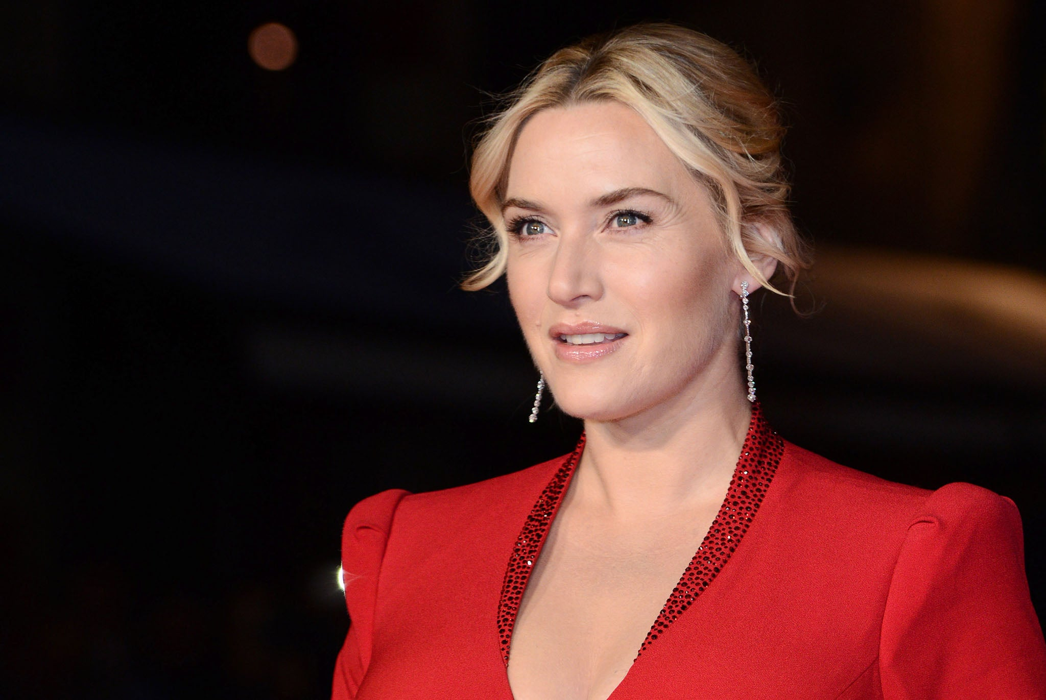Kate Winslet shares he... Kate Winslet