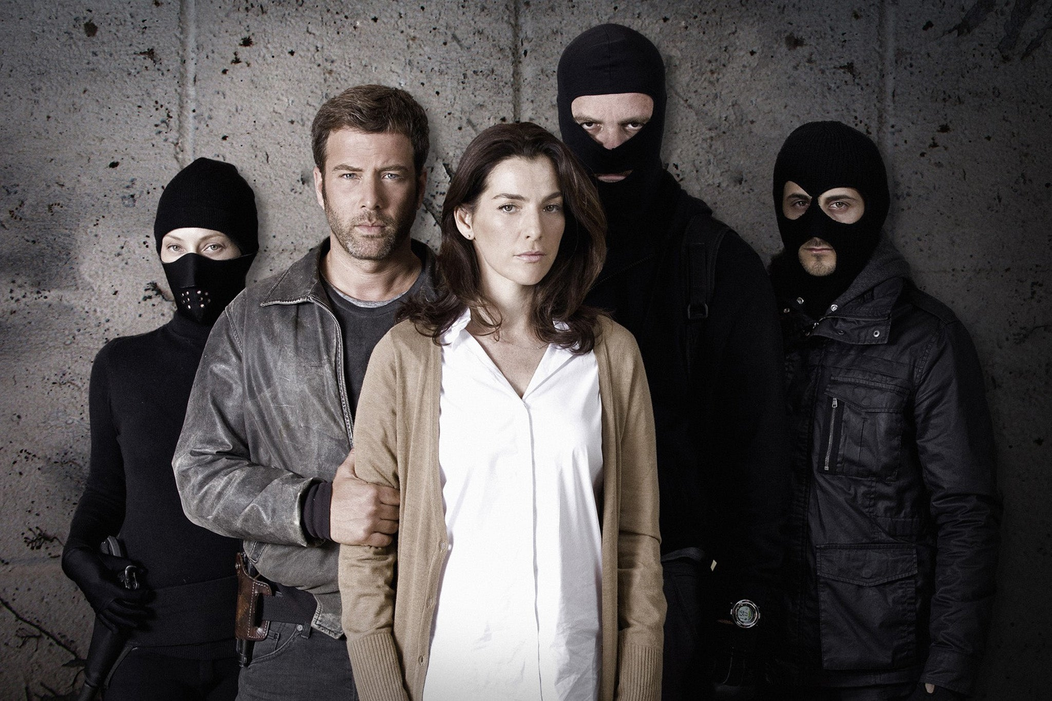 hostages the new israeli thriller that promises to steal