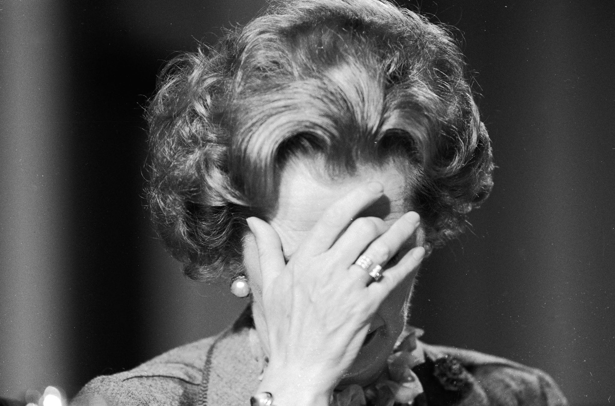 The Iron Barnet Margaret Thatcher Had 118 Hair Appointments In Just 12 Months The Independent The Independent
