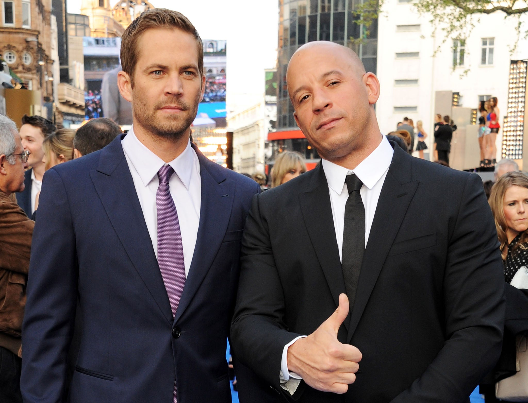 Paul walker dies fast furious star vin diesel posts moving nye tribute we accomplished so much by 2013 the independent