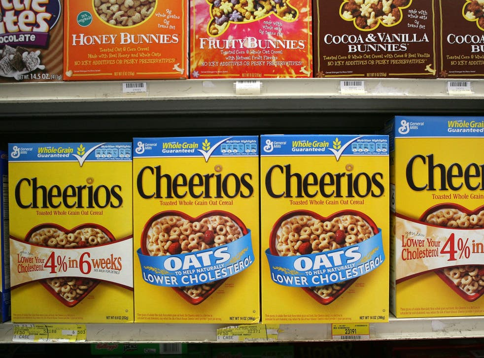 General Mills to stop using using genetically-modified ingredients in Cheerios