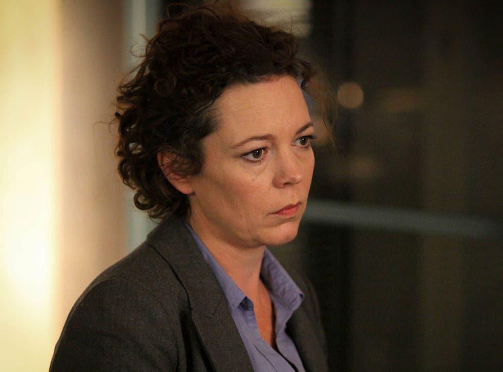 Olivia Colman in 'Broadchurch'