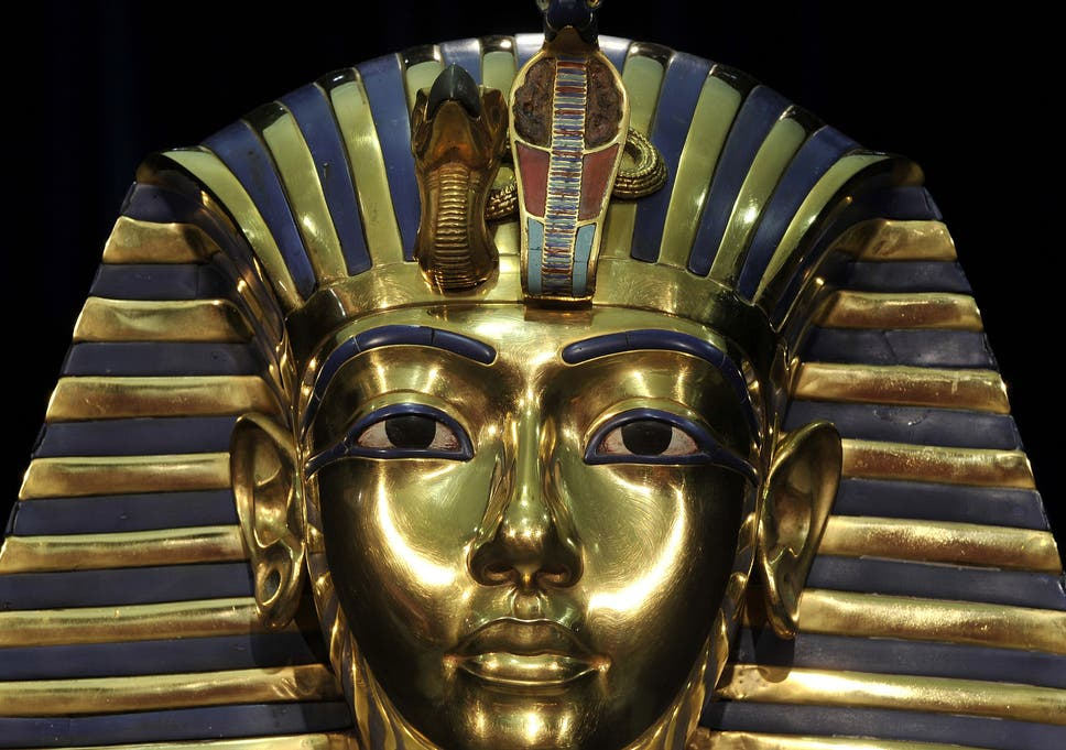 King Tutankhamun was buried with an upright penis, no heart and covered in black oils in order to portray him as Osiris, the ancient Egyptian god of the afterlife, new research suggests