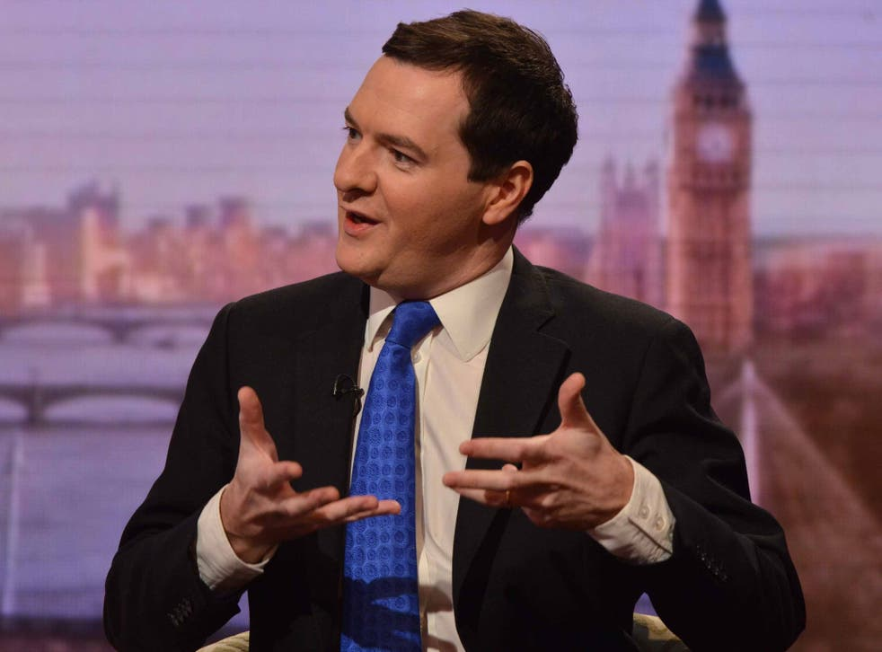 George Osborne has been accused of burying a 'stealth cut' in the Autumn statement
