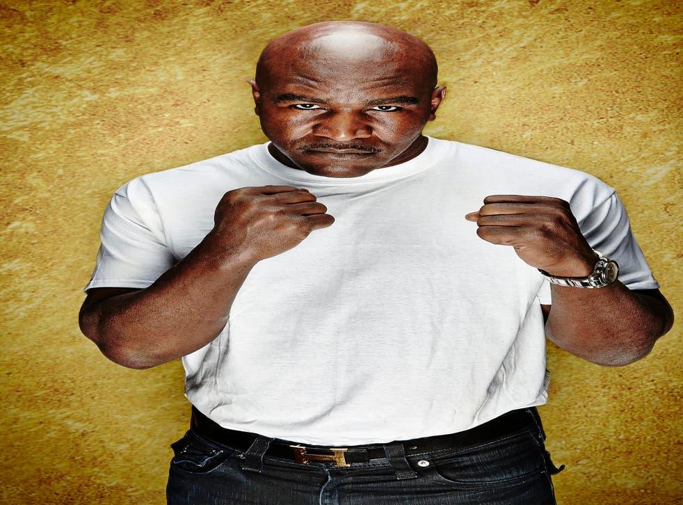 Celebrity Big Brother 2014: Retired boxer Evander Holyfield