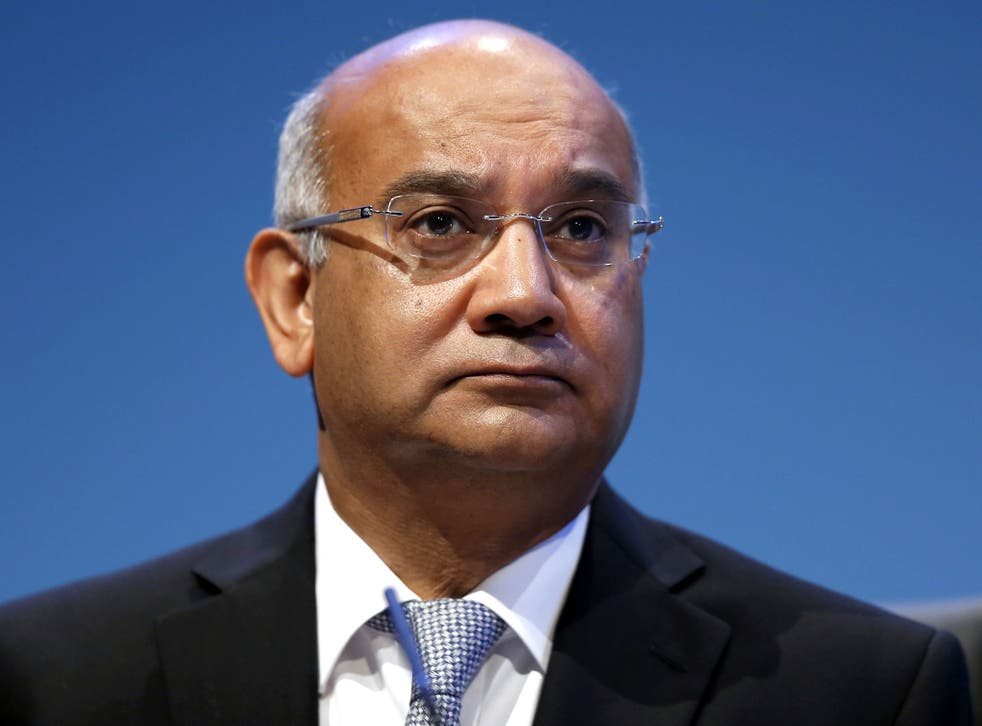 Keith Vaz, the Commons home affairs select committee chairman