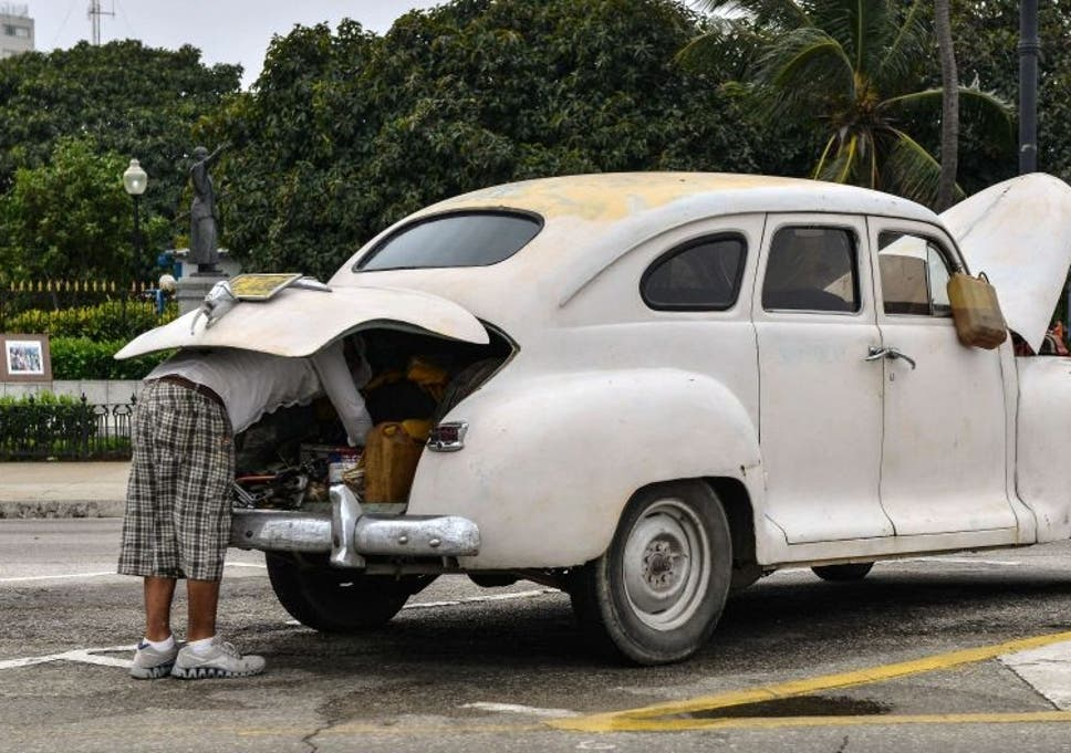 Cubans allowed to buy new and used cars - but at hugely inflated ...