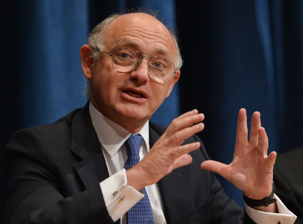 Héctor Marcos Timerman, Argentina's Foreign Minister, speaks at a press conference March 26, 2013 at United Nations headquarters in New York.