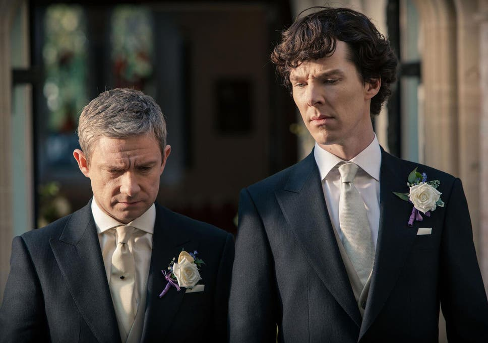 Sherlock The Sign Of Three Tv Review Bromance Is In The Air The
