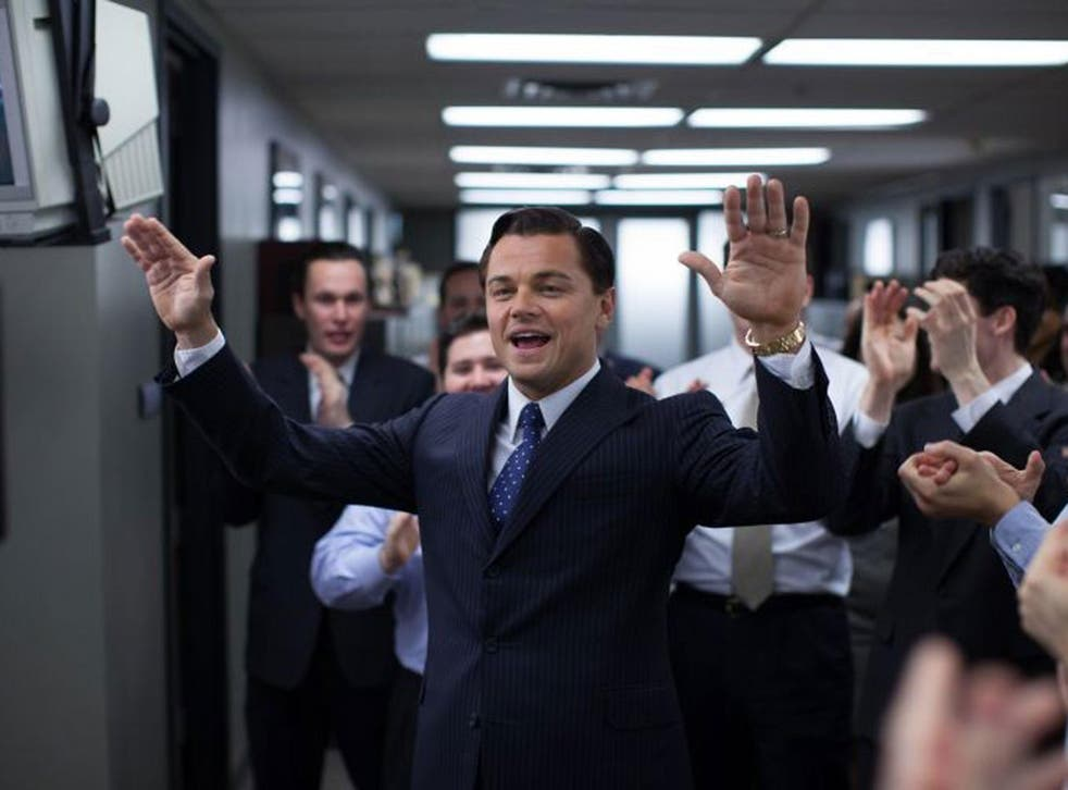 Despite some lacklustre reviews, The Wolf of Wall Street is making a name for itself in one respect - profanities