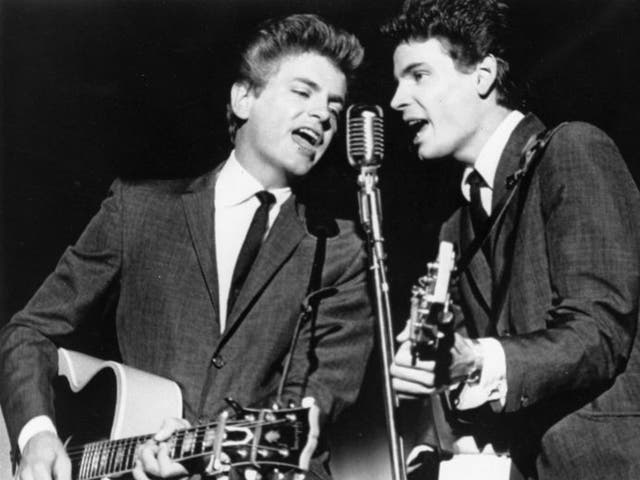 Phil and Don Everly perform together