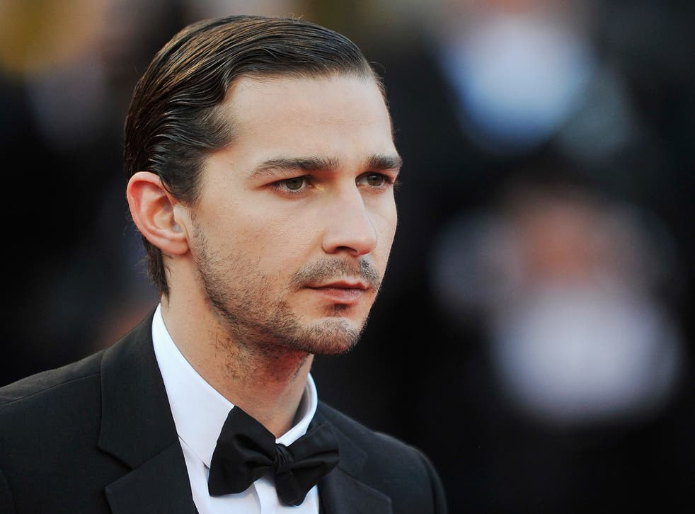 Shia LaBeouf just cannot seem to stop plagiarising, as his spate of eccentric behaviour continues