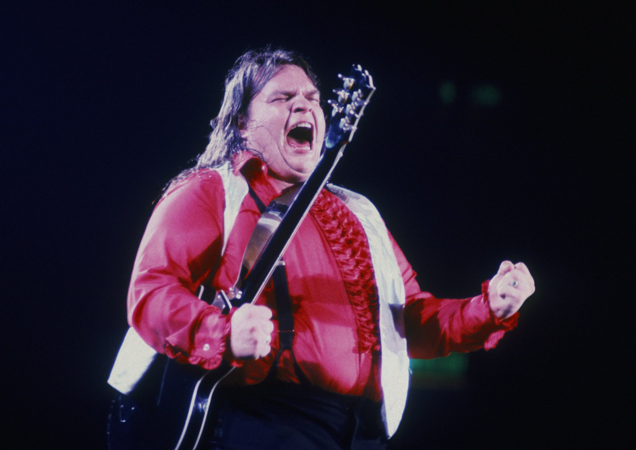 Meat Loaf Confirmed For A Second Run Of Las Vegas Rock