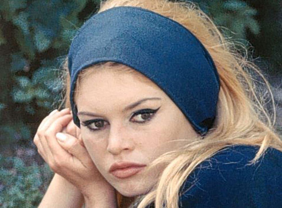 Fatale attraction: Brigitte Bardot in her youth