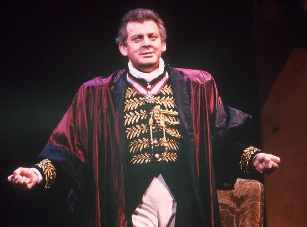 Sir Thomas Allen, opera singer