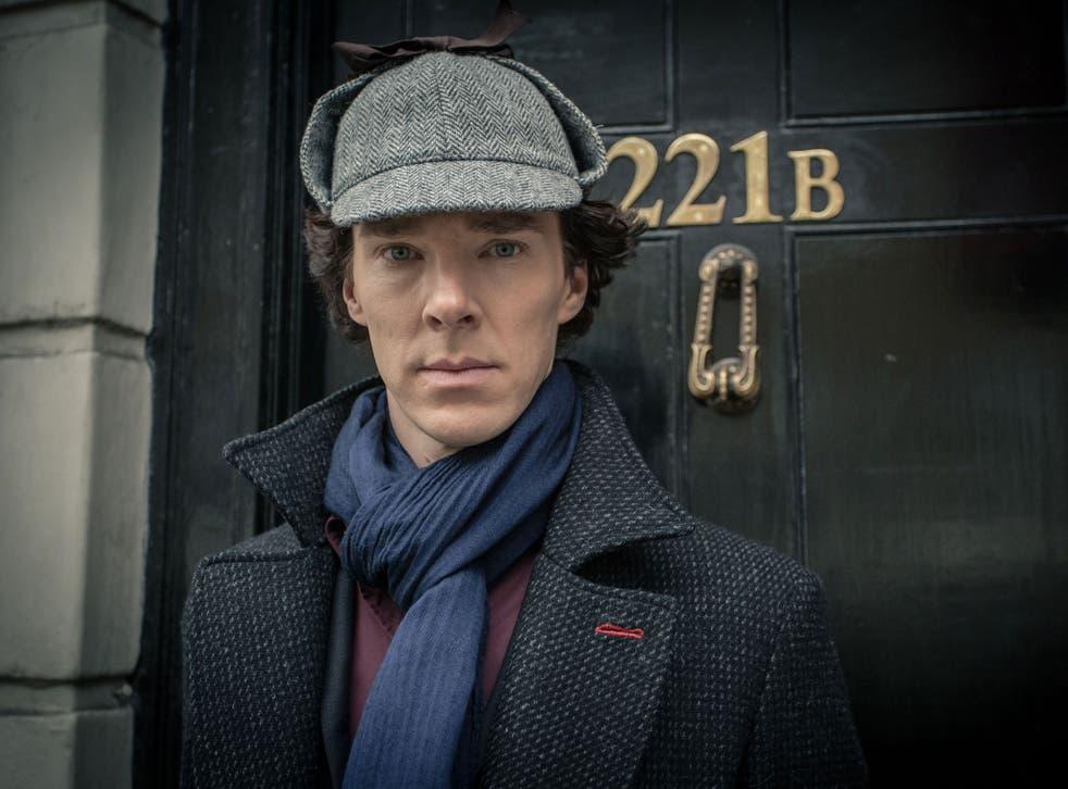 Benedict Cumberbatch has enjoyed huge success as detective Sherlock Holmes