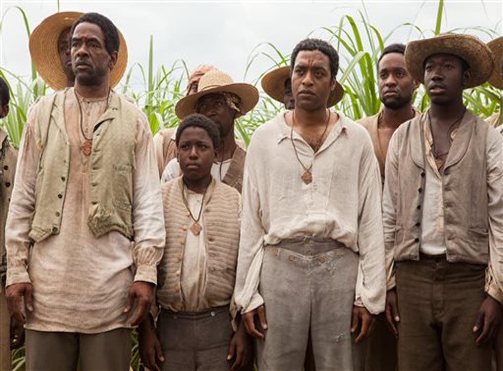 Chiwetel Ejiofor stars as kidnapped slave Solomon Northup in '12 Years A Slave'