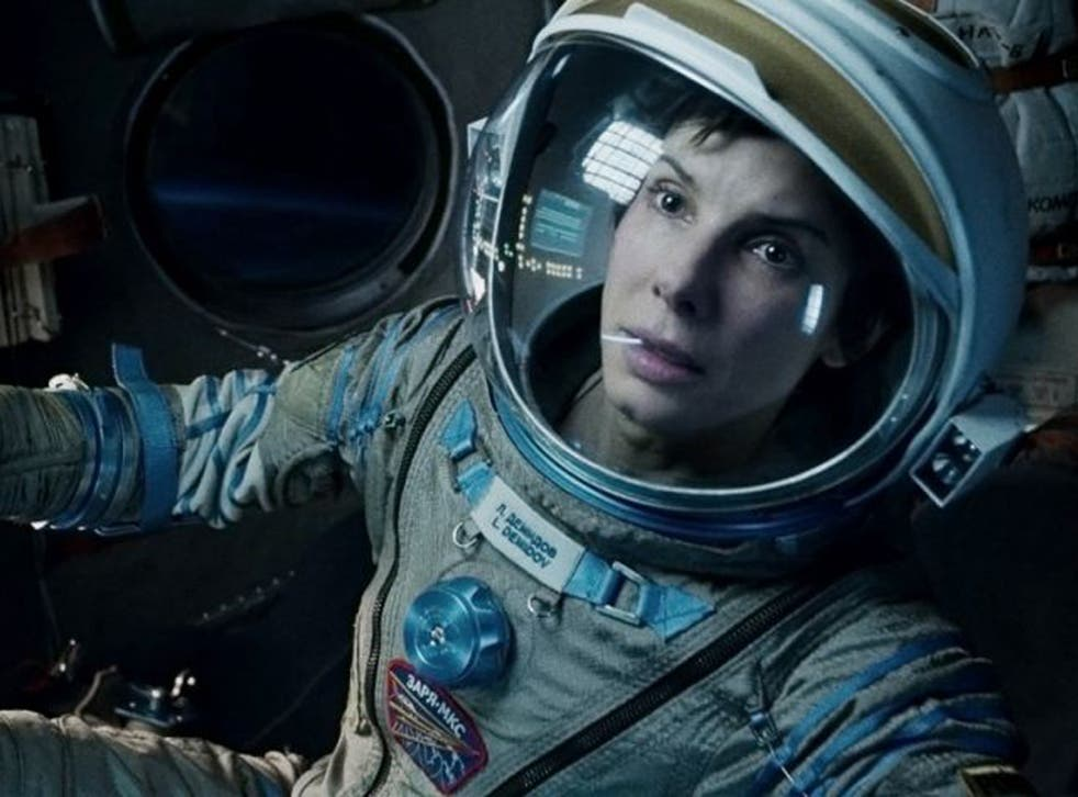 Space drama Gravity, starring Sandra Bullock, leads the pack with 11 nominations