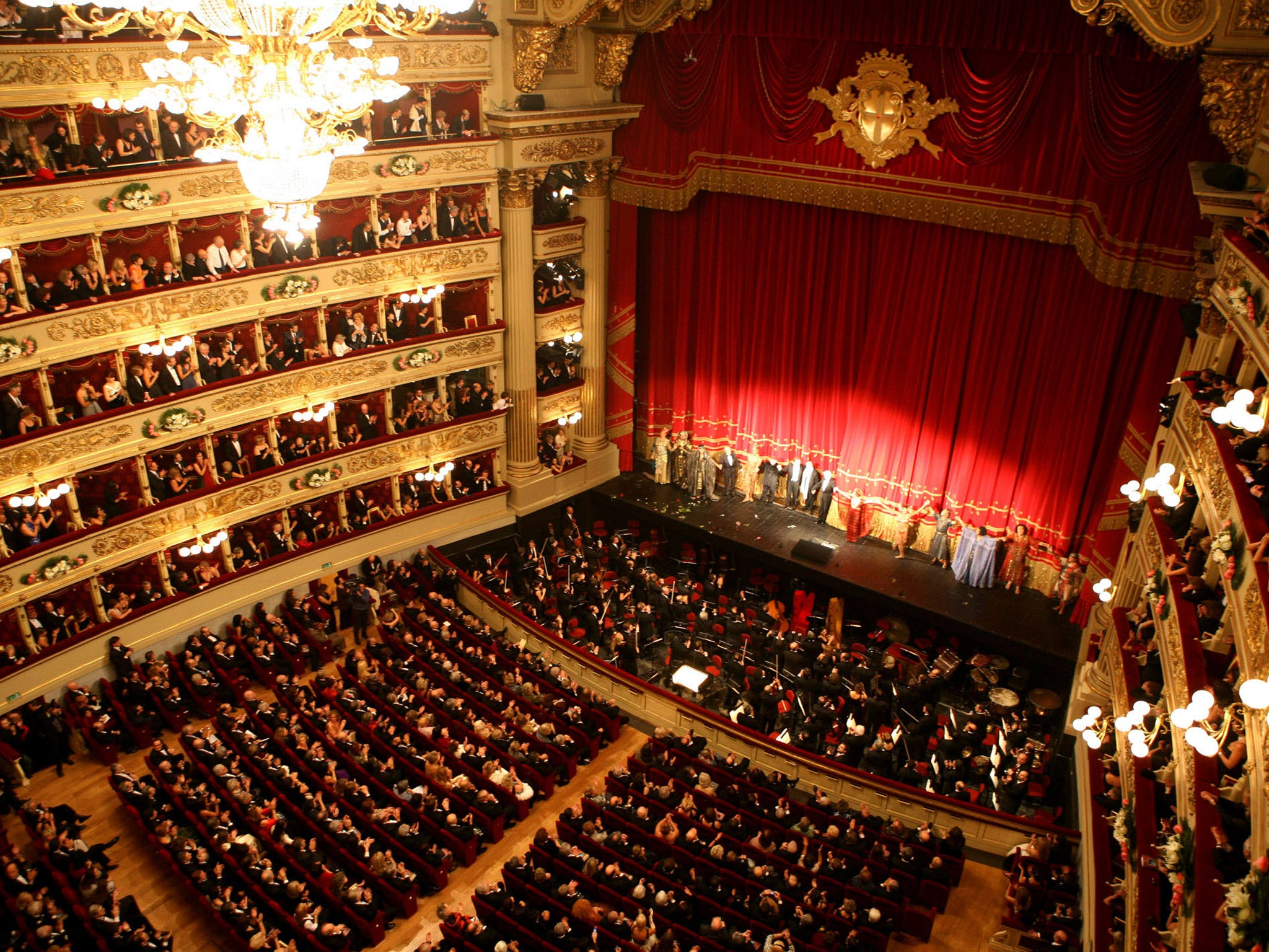 Lend us a tenor italian opera houses in need of funding for Famous house music