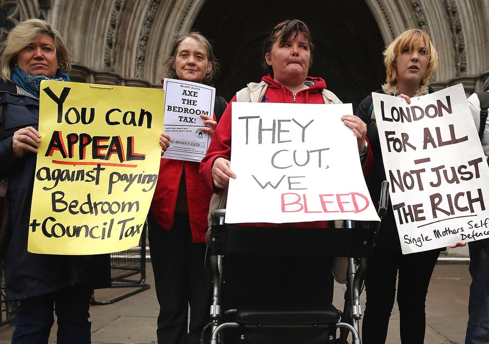 The Bedroom Tax On Bereavement Grieving Families To Face Spare Room