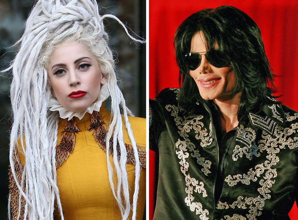 Lady Gaga is an eccentric sort, but few had her down as a colossal hoarder… Of Michael Jackon's property.
