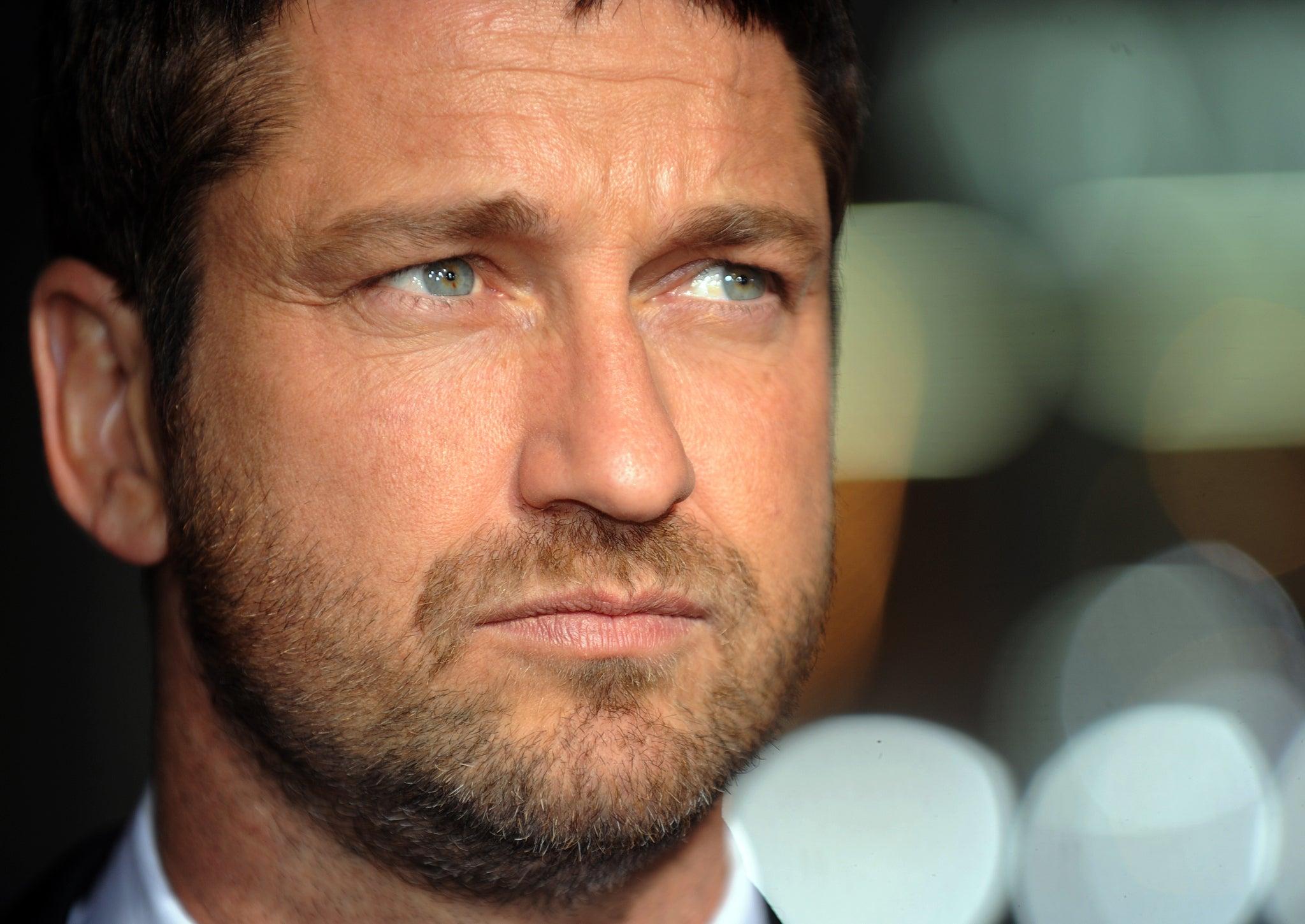 Gerard Butler to star in Point Break remake? | The Independent Gerard Butler