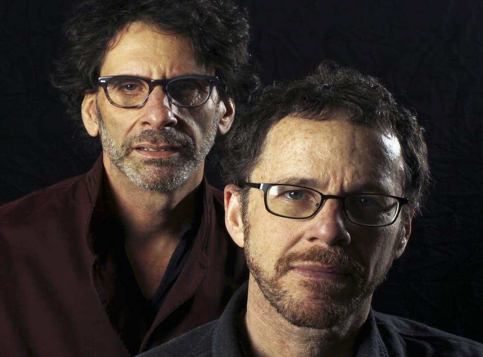 Joel (left) and Ethan Coen