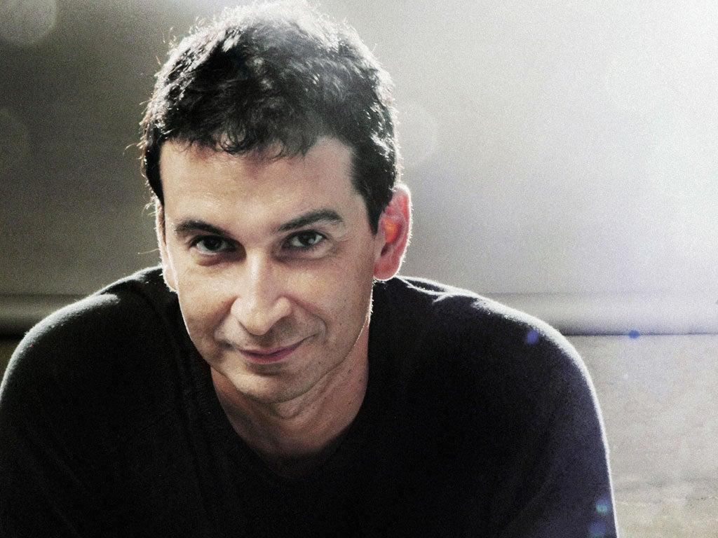 The transformer Italian mastermind Federico Marchetti explains