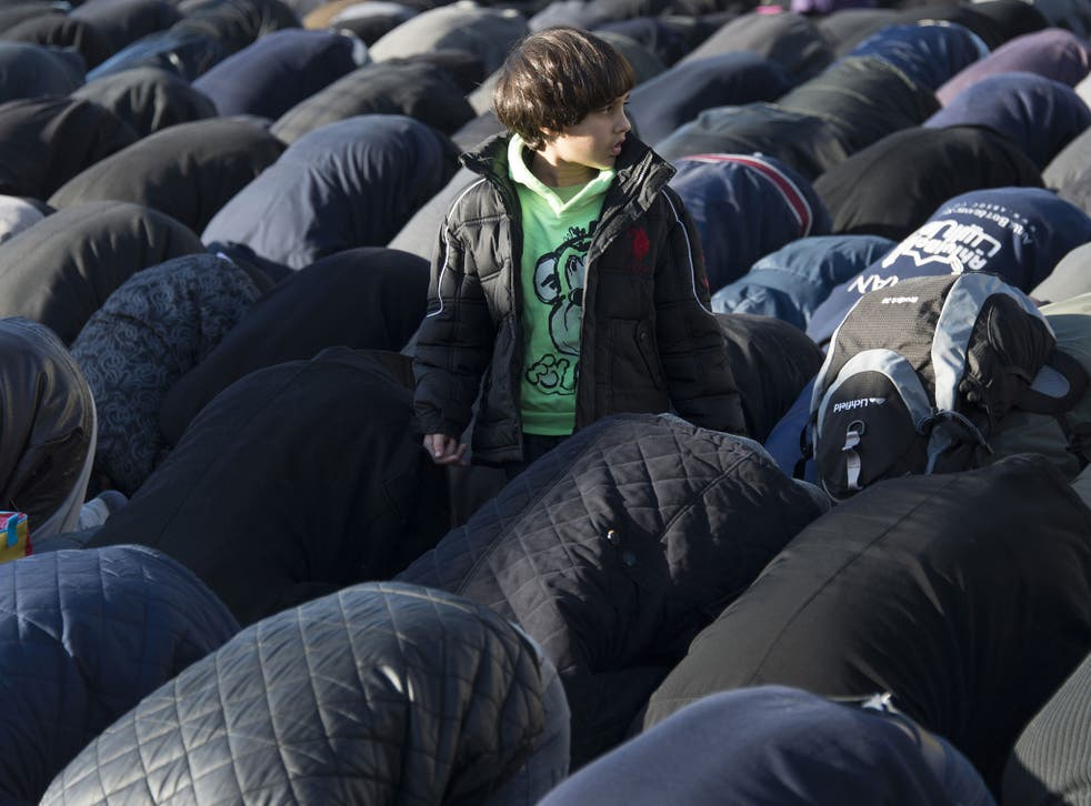 Nearly one in ten children under the age of five in England and Wales is from a  Muslim family, according to a study into the census figures