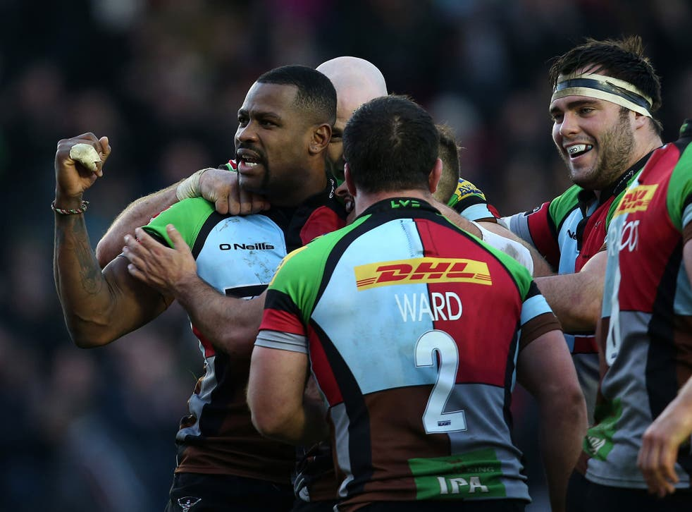 Odds are still heavily against the Harlequins after consecutive defeats in Octobe