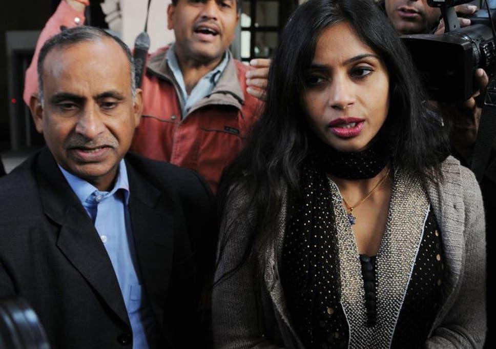 Indian diplomat Devyani Khobragade arrives in Delhi from US