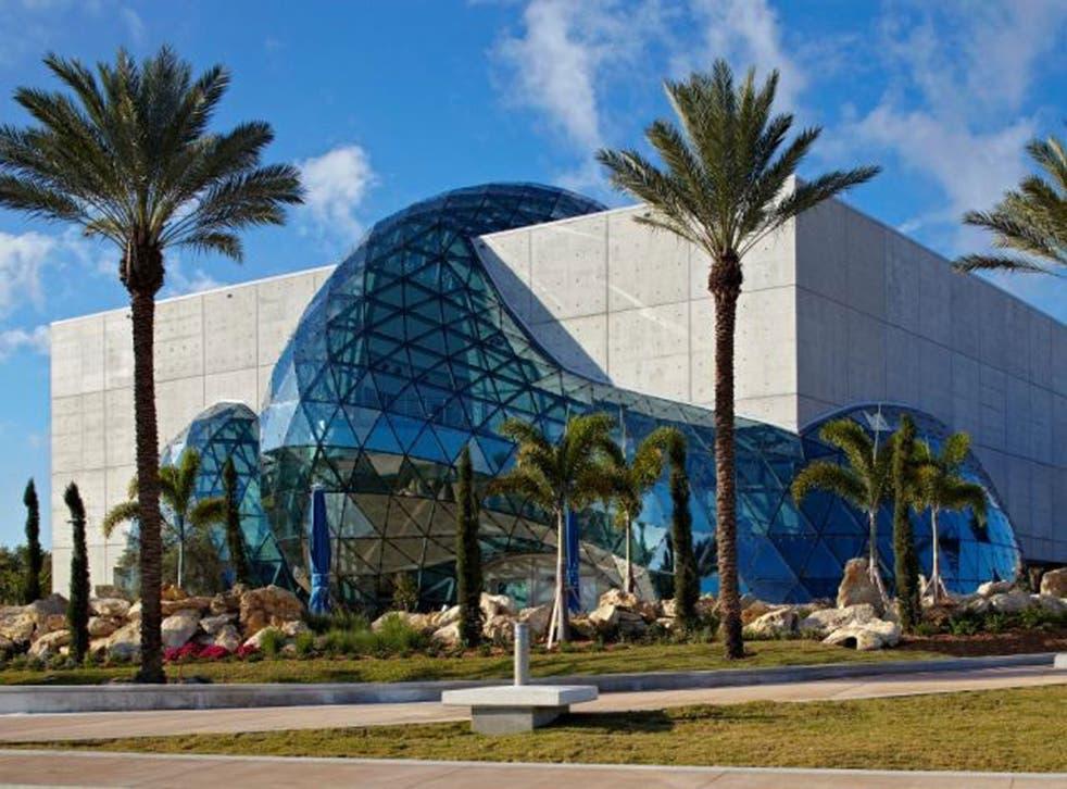 Spanish exposition: The Dali Museum