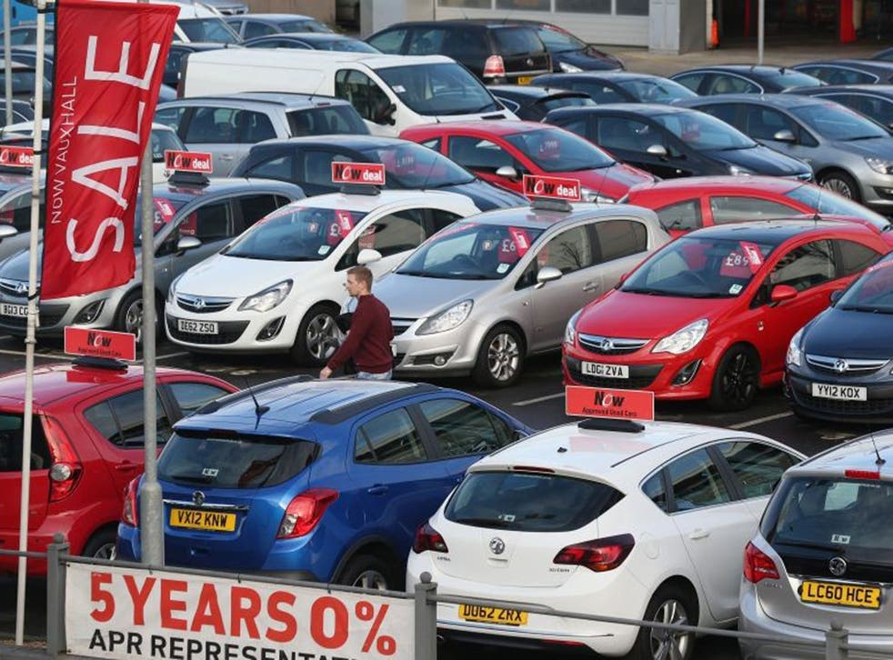 Long road ahead: A surge in car sales appears to have been driven, in part, by payouts on PPI claims. When these stop, will the brakes be applied?