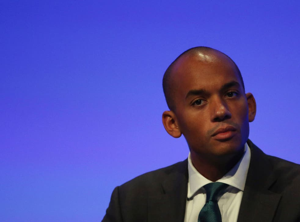 Chuka Umunna suggested citizens of the EU should not be able to move to another member state unless they already had a job offer there