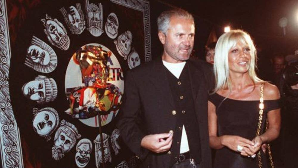 15a9d0c0ad82 Donatella Versace   I love being surrounded by gorgeous guys