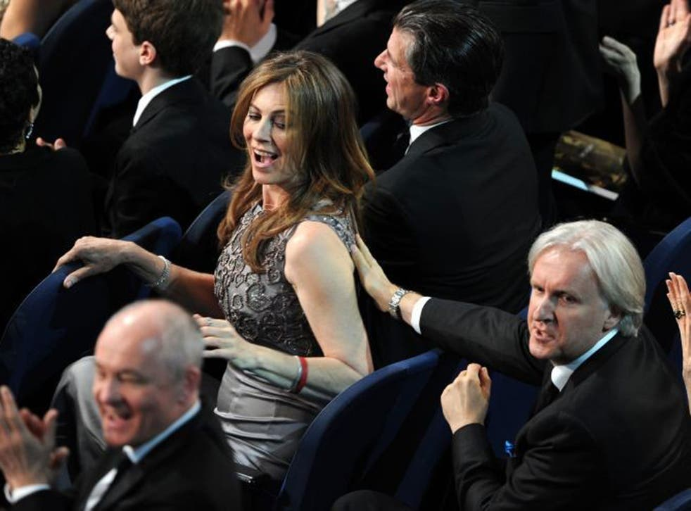 Privileged few: Kathryn Bigelow was the first woman to win an Academy Award for Best Director