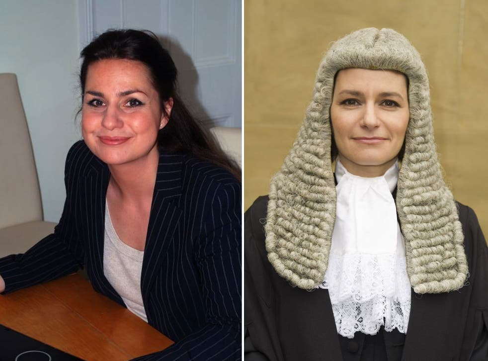 Lucy Frazer (right), whose selection has been confirmed despite allegations Heidi Allen won more votes